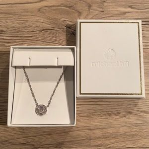 Brand New Michael Hill Sterling Silver Necklace